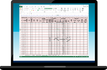 事務所で開発した 残業代計算ソフト 給与第一